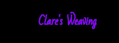 Clare's Weaving